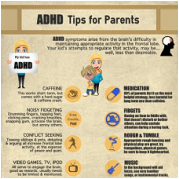 ADHD Tips for Parents by Nikki Schwartz at SpectrumPyschological.net