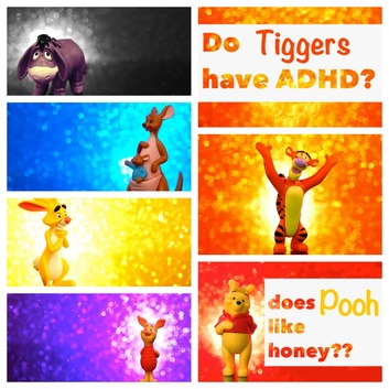 Do Tiggers have ADHD? Does Pooh like honey?? by Andrew Bindewald for Spectrum Psychological